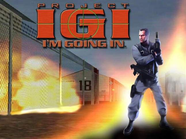 IGI GAME WALLPAPER